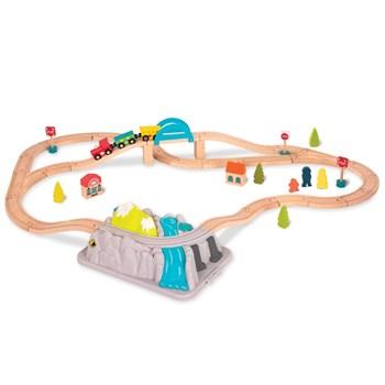 B.Toys: Górska kolejka 47 elementów