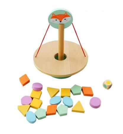AdamToys - Balansująca gra z liskiem