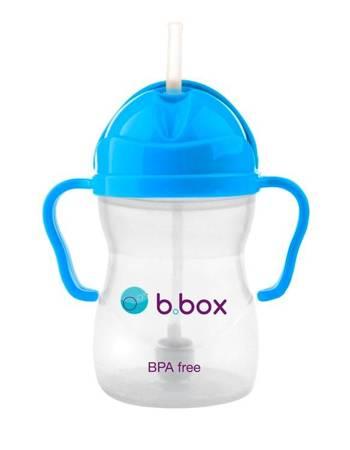 B.BOX - Bidon niekapek neon kobaltowy