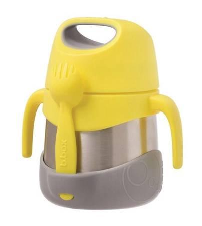 B.Box - Termos na jedzenie 335 ml lemon sherbet