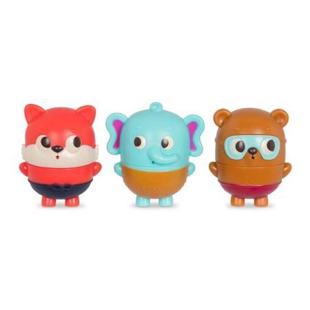 B.Toys: Zestaw trzech rozkręcanych sikawek