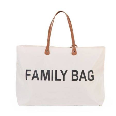 Childhome: Torba Family Bag Kremowa