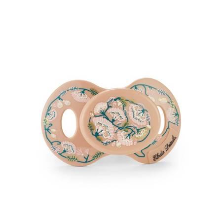 Elodie Details - Smoczek Faded Rose Bells 0m+