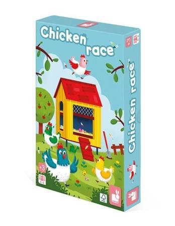 Janod: Gra Wyścig kurczaków